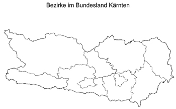 Bezirke Karntner Medienzentrum